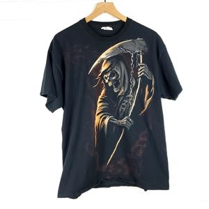 Grim Reaper graphic tee | Size XL